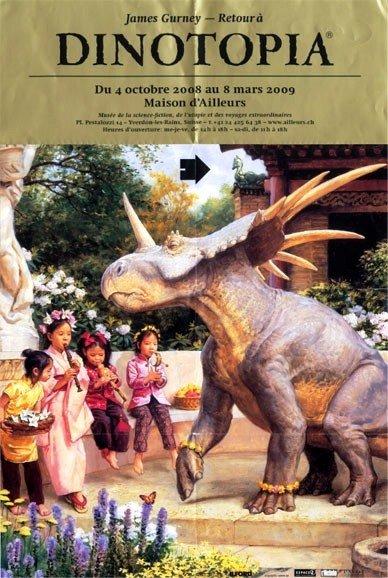 Dinotopia, Maison d'Ailleurs